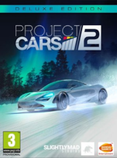 Project CARS 2 Deluxe Edition Steam Key GLOBAL