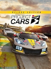 Project Cars 3 | Deluxe Edition (PC) - Steam Key - GLOBAL