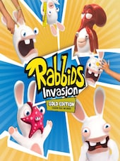 RABBIDS INVASION - GOLD EDITION Xbox Live Key Xbox One UNITED STATES