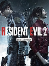 RESIDENT EVIL 2 / BIOHAZARD RE:2 | Deluxe Edition - Steam Key - GLOBAL