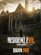RESIDENT EVIL 7 biohazard / BIOHAZARD 7 resident evil - Season Pass Key Steam GLOBAL
