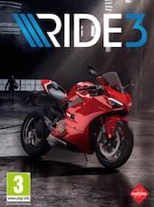 Ride 3 Steam Key GLOBAL