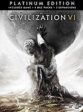 Sid Meier's Civilization VI | Platinum Edition (PC) - Steam Key - GLOBAL