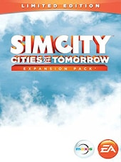 SimCity: Cities of Tomorrow Limited Edition Origin Key GLOBAL