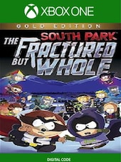 South Park: The Fractured But Whole - Gold Xbox Live Xbox One Key UNITED STATES