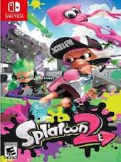 Splatoon 2 Nintendo Switch - Nintendo Key - EUROPE