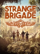 Strange Brigade Steam Key GLOBAL