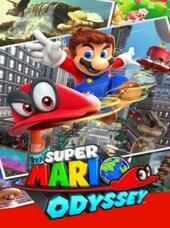 Super Mario Odyssey Nintendo Switch Nintendo Key EUROPE