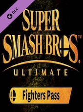 SUPER SMASH BROS. ULTIMATE Fighters Pass Nintendo Switch Nintendo Key NORTH AMERICA