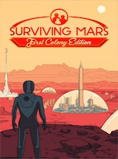 Surviving Mars: First Colony Edition Steam Key GLOBAL