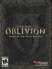 The Elder Scrolls IV: Oblivion Game of the Year Edition Deluxe (PC) - Steam Key - GLOBAL