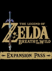 The Legend of Zelda: Breath of The Wild Expansion Pass Nintendo Switch Key EUROPE