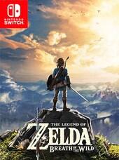 The Legend of Zelda: Breath of the Wild (Nintendo Switch) - Nintendo Key - NORTH AMERICA