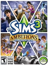 The Sims 3 Ambitions Origin Key GLOBAL