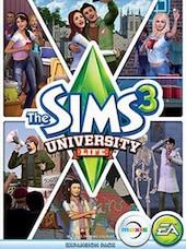 The Sims 3 University Life Origin Key GLOBAL