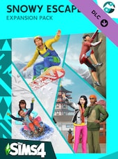 The Sims 4 Snowy Escape Pack (PC) - Origin Key - GLOBAL