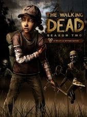The Walking Dead: Season Two Steam Key GLOBAL