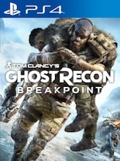 Tom Clancy's Ghost Recon Breakpoint | Standard Edition (PS4) - PSN Key - EUROPE