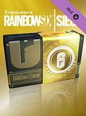Tom Clancy's Rainbow Six Siege Currency (PC) 7560 Credits Pack - Ubisoft Connect Key - GLOBAL