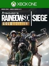 Tom Clancy's Rainbow Six Siege | Gold Edition (Xbox One) - Xbox Live Key - UNITED STATES