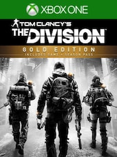 Tom Clancy's The Division Gold Edition (Xbox One) - Xbox Live Key - EUROPE