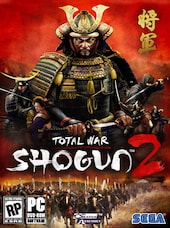 Total War: Shogun 2 Collection Steam Key GLOBAL