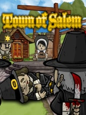 Town of Salem Steam Key GLOBAL
