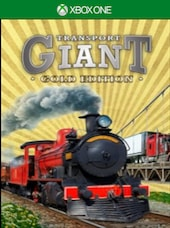 Transport Giant: Gold Edition Xbox Live Key Xbox One UNITED STATES