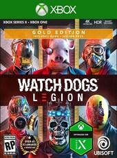 Watch Dogs: Legion   Gold Edition (Xbox Series X) - Xbox Live Key - EUROPE