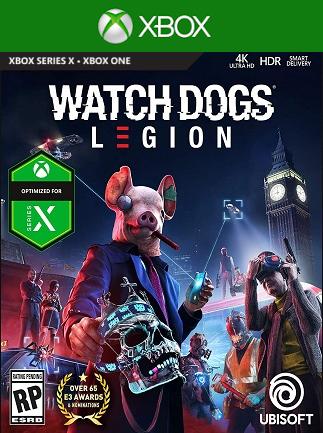 Watch Dogs: Legion (Xbox Series X) - Xbox Live Key - EUROPE