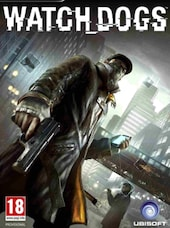 Watch Dogs Ubisoft Connect Key GLOBAL
