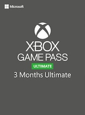 Xbox Game Pass Ultimate 3 Months Xbox Live Key GLOBAL