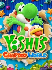 Yoshi's Crafted World Nintendo Key Nintendo Switch UNITED STATES