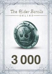 The Elder Scrolls Online Crown Pack 3 000 Coins - TESO Key - GLOBAL