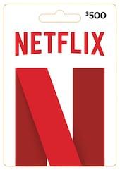 Netflix Gift Card 500 MXN - Netflix Key - MEXICO