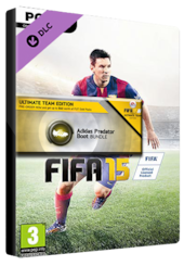 FIFA 15 - Adidas Predator Boot Origin Key GLOBAL