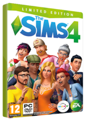 The Sims 4 Limited Edition Origin Key EASTERN EUROPE