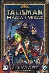 Talisman Magia i Miecz Żniwiarz