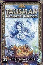 Talisman Magia i Miecz Królowa Lodu