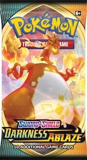 Pokemon TCG: Darkness Ablaze - Booster