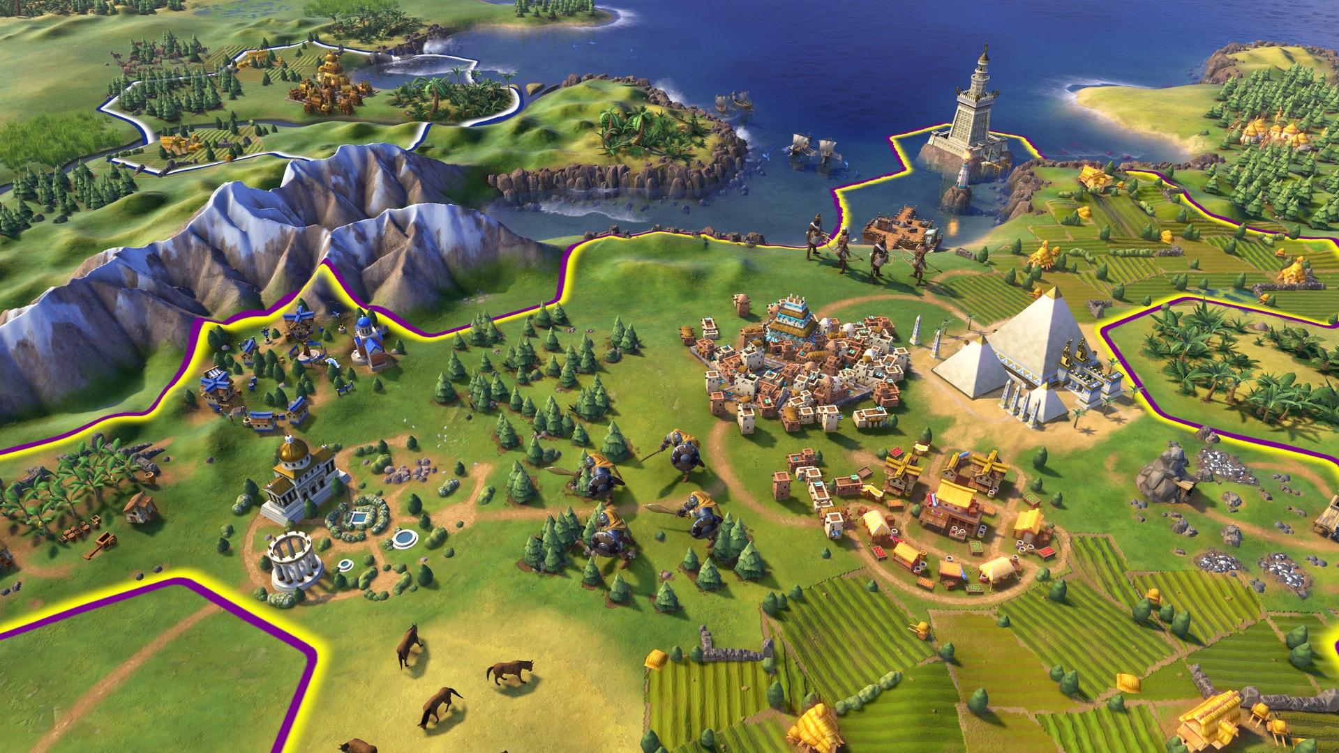 Sid Meier's Civilization VI Steam Key GLOBAL