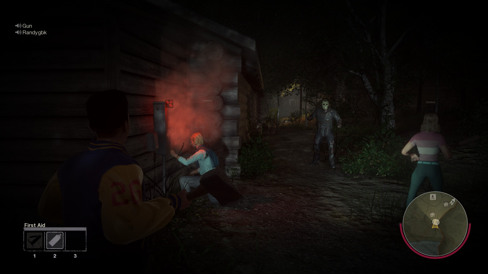 Image result for friday the 13th pc game system requirements