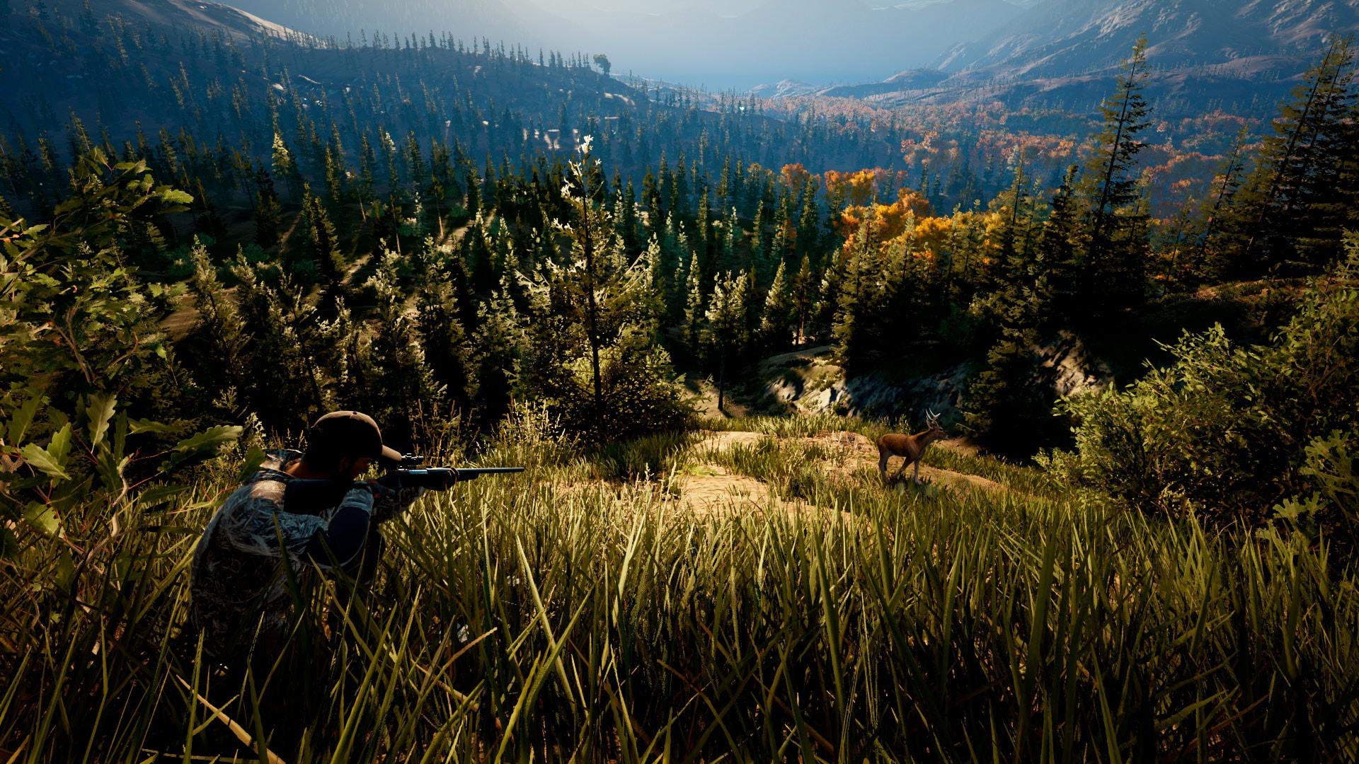 Hunting Simulator 2 (Xbox One) - Xbox Live Key - EUROPE