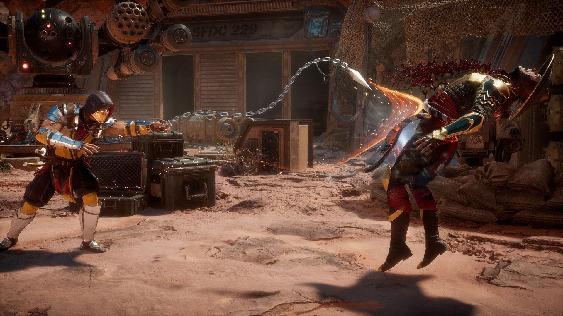 Mortal Kombat 11   Aftermath Kollection (PC) - Steam Key - RU/CIS