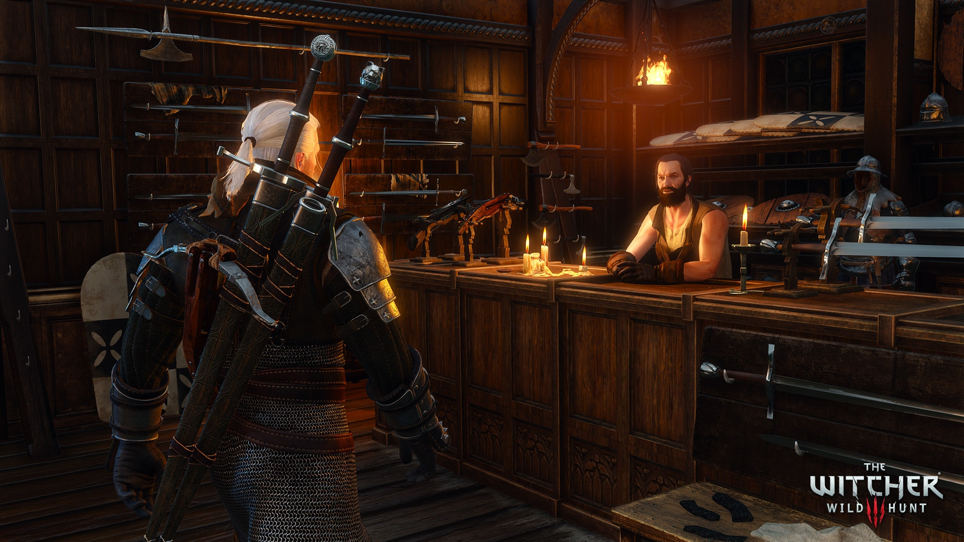 The Witcher 3: Wild Hunt (PC) - Buy Steam Game CD-Key