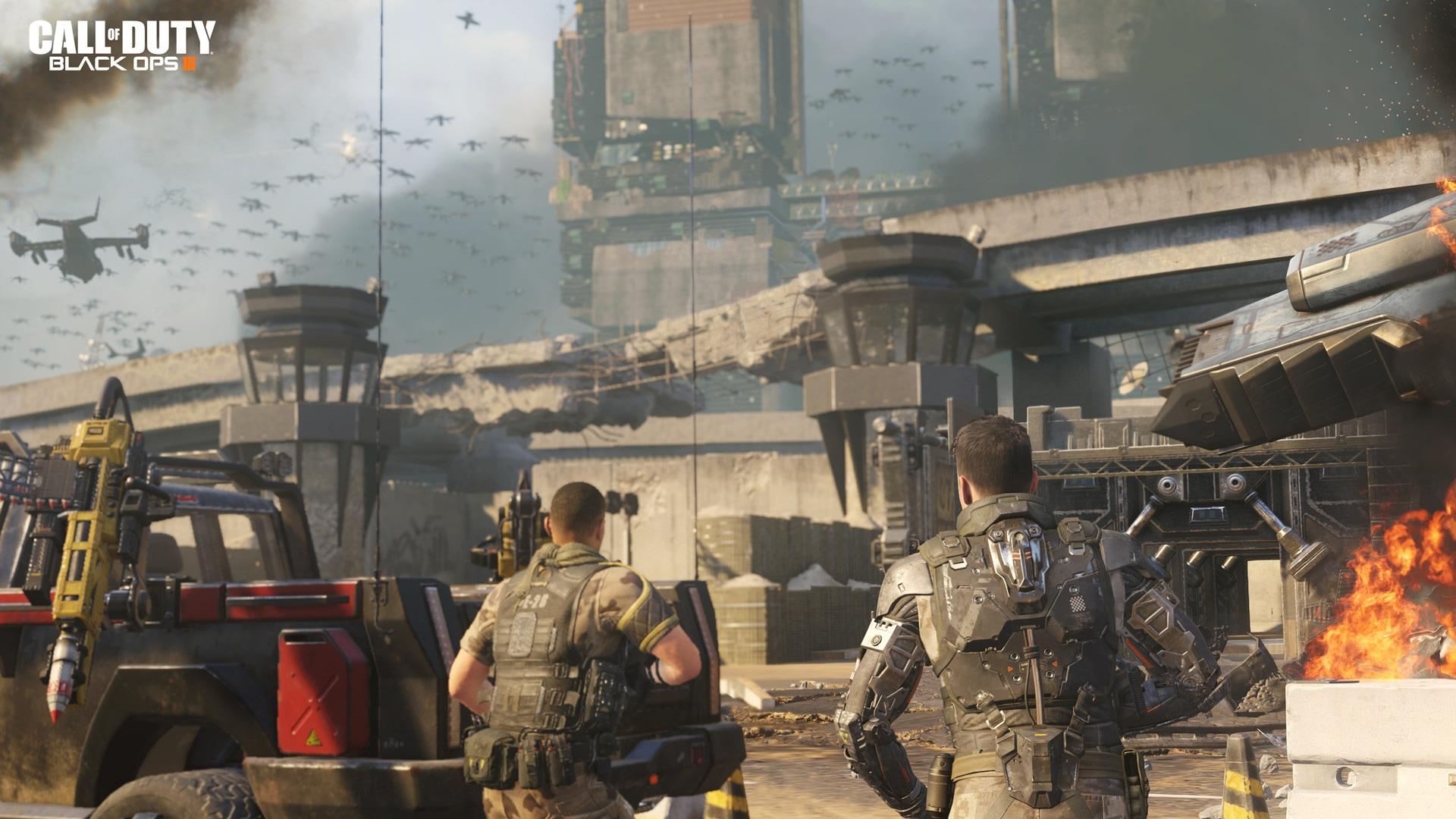 Call of Duty: Black Ops III Steam Key GLOBAL