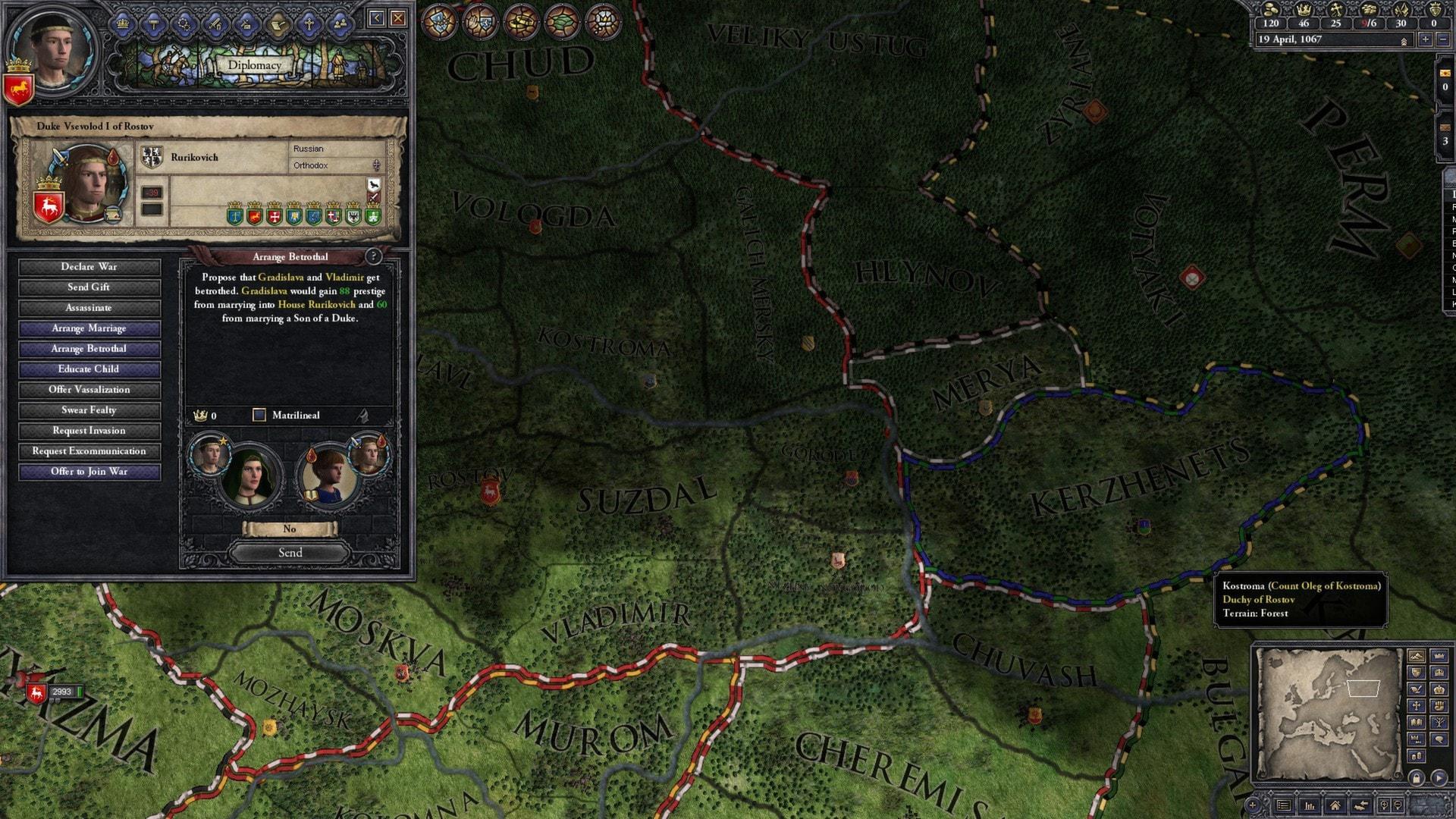 Crusader Kings II Collection (2014) Steam Key GLOBAL