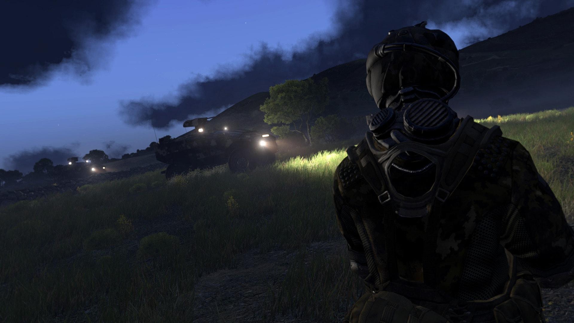 Arma 3 - Digital Deluxe Edition Steam Key GLOBAL