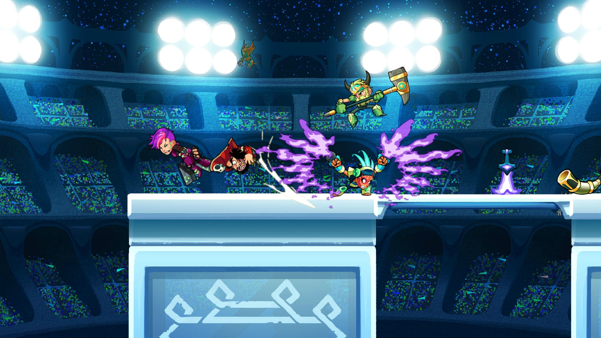 Brawlhalla - All Legends (Current and Future) Steam Gift