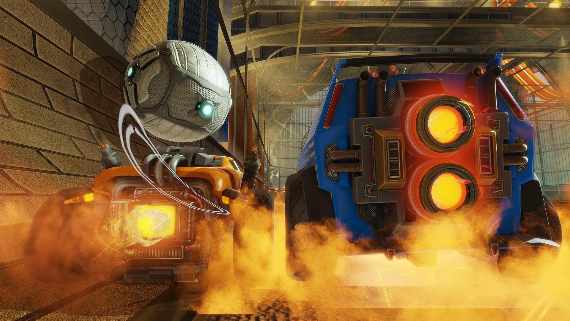 Rocket League Steam Key GLOBAL